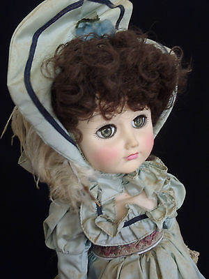 """1981 EFFANBEE 18"""" Victorian Lady Doll """"Age of Elegance"""" collection"""