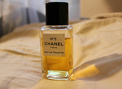 CHANEL N° 5 PROFUMO DONNA EAU DE TOILETTE EDT 50 ML