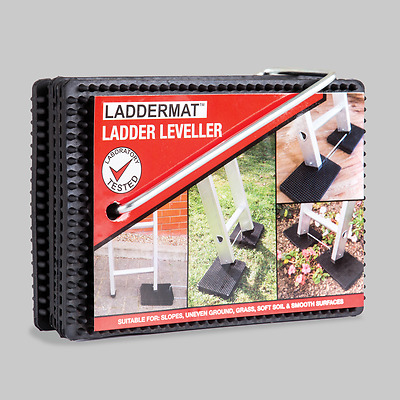 Ladder mat Ladder Leveller Anti Slip Rubber Safety Window Cleaners