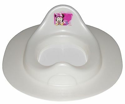 Disney Minnie Mouse Baby Toilet Seat For Kid Child Toddler Potty Training