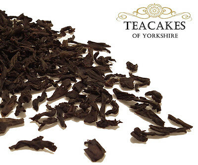 Lapsang Souchong Tea Butterfly Smoked 100g Black Loose Leaf Infusion Best