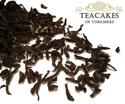 Organic Lapsang Souchong Tea 100g Black Speciality Loose Leaf