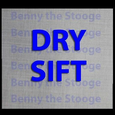 "12""x12""  ""High Yield"" 250 Micron Dry Sift Screen / Pollen Sifter / Filter / USA"