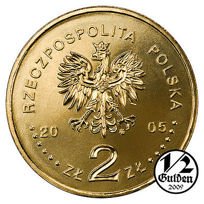 Poland Full Set Of 19 Coins 2 Zloty 2005 Nordic Gold Uncirculated Coins