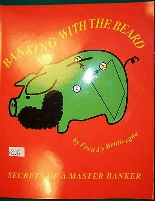 Banking with the Beard by Freddy Bentivegna - Book