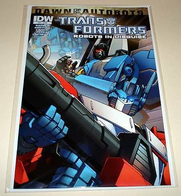 The TRANSFORMERS : ROBOTS IN DISGUISE # 32  IDW Comic  Aug 2014   NM