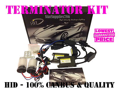 New Canbus Terminator Hid Xenon Conversion Slim Kit H7 35W 8000K