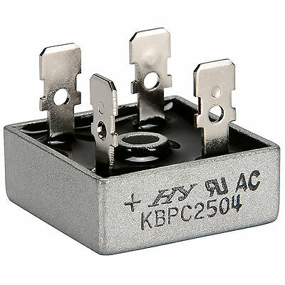 400V 25A Bridge Rectifier