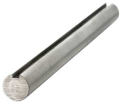 KEYSHAFT 5/8 GKS-1045-18 Keyed Shaft,Dia. 5/8 In,18 In L,CS