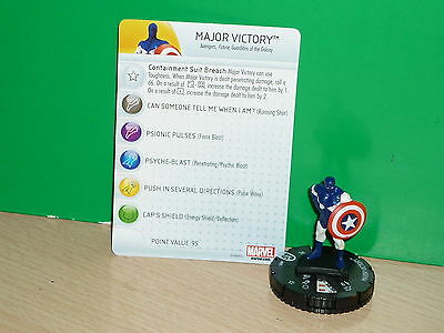 HEROCLIX MARVEL Guardians of the Galaxy - Major Victory 005