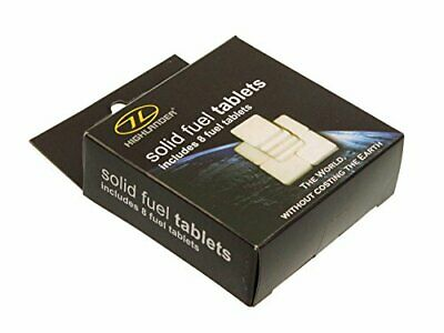 Highlander Hexamine Solid Fuel Tablets for micro stoves