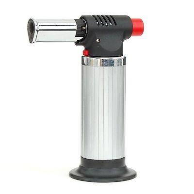 Jet Scorch Torch cigar Lighter  Heavy Duty up to 2500 F degrees + FREE BUTANE