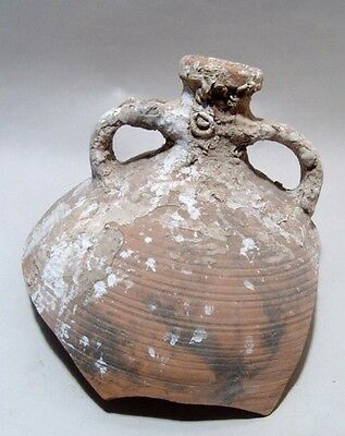 Roman Terracota Amphora Upper Portion