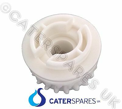 Pizza Group Dough Roller  Front White Plastic Pinnion Cog 3203410 Stretcher