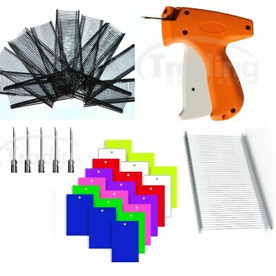 Tagging Gun Set / Labeller - With Needles, Barbs & 200 Clothing Tags