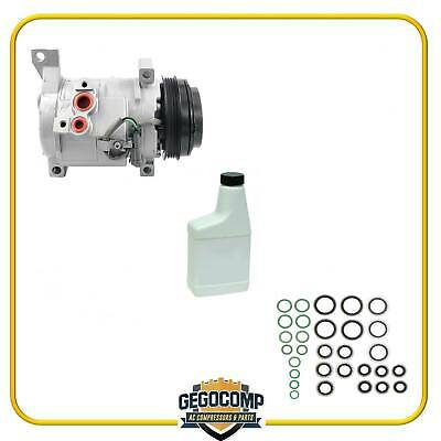 02-07 Chevy Suburban 1500//2500 ALL 5.3-6.0-8.1 AC Compressor KIT USA