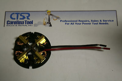 New Milwaukee Brush Card Assembly for Drill & Impact Models/ Part # 14-46-2012