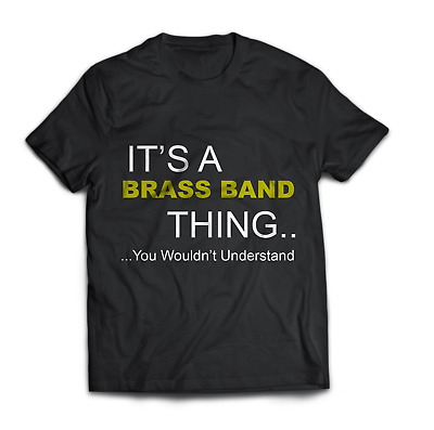 It's A Brass Band Thing Tshirts