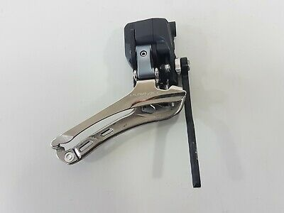 Used Shimano Dura Ace Di2 FD-7970 7970 2x10 Speed Front Derailleur