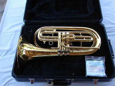 Jupiter 5060 Quantum Series Marching Baritone - Vg. Cond. - Free Ship Usa Only