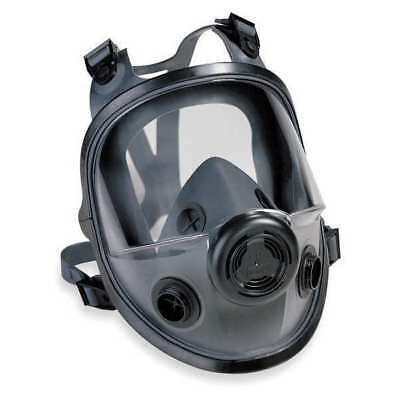 NORTH BY HONEYWELL 54001 North(TM) 5400 Full Face Respirator, M/L