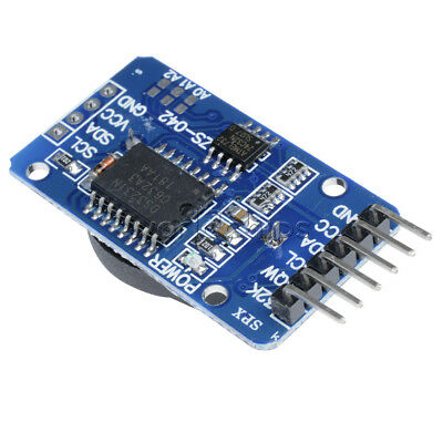 ZS042 DS3231 AT24C32 IIC module precision Real time clock quare memory Arduino