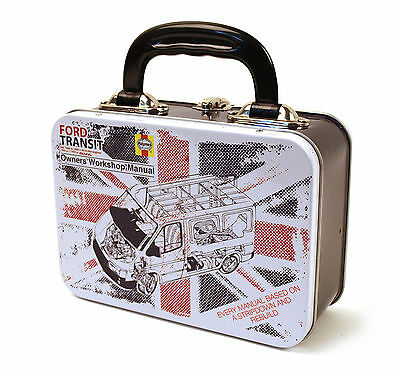 Ford Transit Lunch Box / Tote Tin