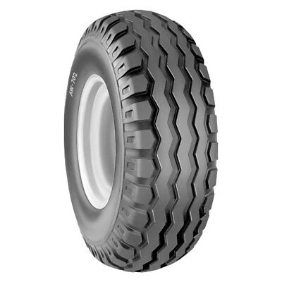 Two 16x6.50-8 V61 Tires & Tubes fit Allis Chalmers Lawn Garden Tractor 170/60-8