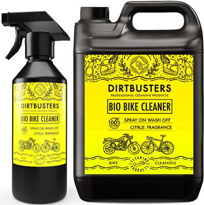 Bio Bike Bicycle Cleaner Motorcycle motorbike motor cycle Cleaning 5L+1L