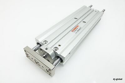 CR-NGQL16-160 Used TPC GUIDE Pneumatic CYLINDER 160mm stroke CYL-GUD-I-2