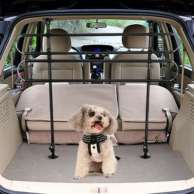 Adjustable Universal Car Dog Puppy Pet Barrier Wall Grill Safety Guard Fence Van