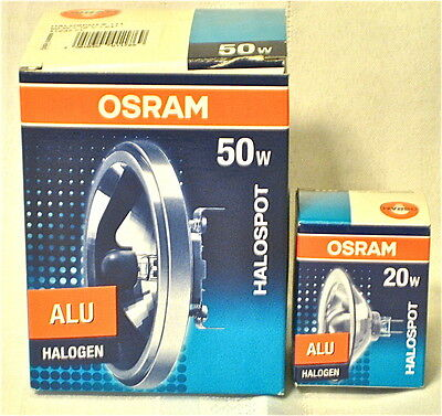 OEM Replacement Bulb for Bioptron Light Therapy Compact III Pro 1 Osram Halospot