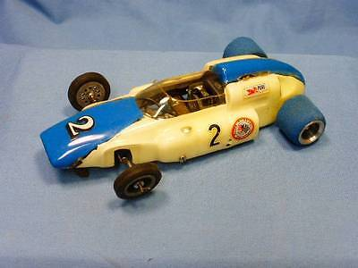 vintage SLOT CAR Mclaren Lotus Ferrari 1/24 Dynamic Strombecker Tyco Custom