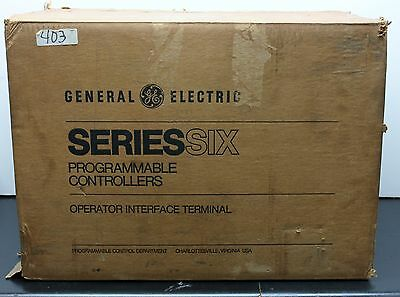 GE IC600KD510CRS IC600KD510C-RS IC600 Operator Interface **NEW IN BOX** #1