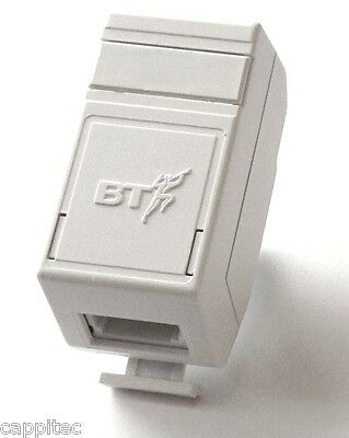 Krone Rj45 To Bt Switchable Direct Fit Line Adapter Pabx Master Slave Digital