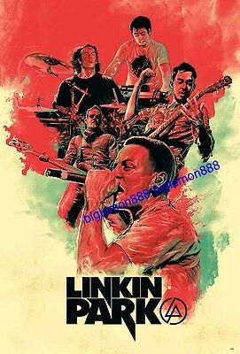 Linkin Park The Hunting Party Music Poster # 19