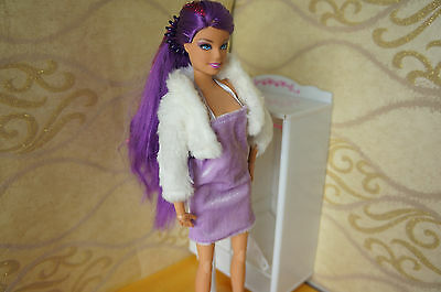 hot New Fashion Handmade lovely Dress Clothes For Barbie Doll a86