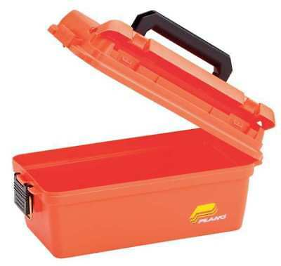 PLANO MOLDING 1412-50 Weather Resistant Tool Box, 8 In. W, Ornge