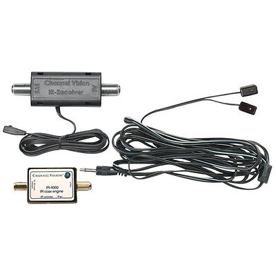 Channel Vision IR-4500 Coax IR Starter Kit