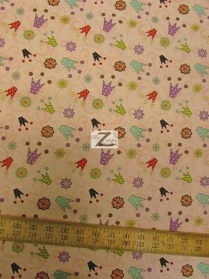 """FLORAL LIFE A TWEET PINK BY WILMINGTON PRINTS 100/% COTTON FABRIC 45/"""" WIDE FH-961"""