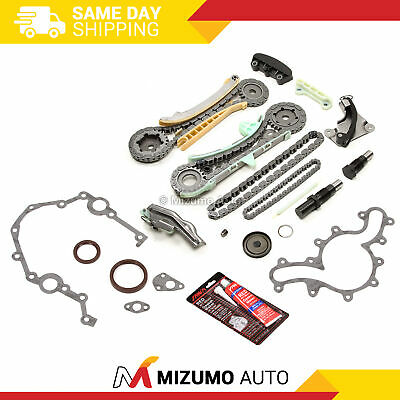 Timing Chain Kit Timing Cover Gaskets Oil seal Fit 97-11 Ford 4.0 SOHC
