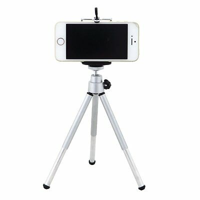 Rotatable Tripod Stand Holder Mount for iPhone 6 5S 5 5C 4S Galaxy S3 S4 S5 Note