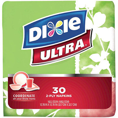 Dixie Ultra Napkins - 30 ct - (Pack of 6)