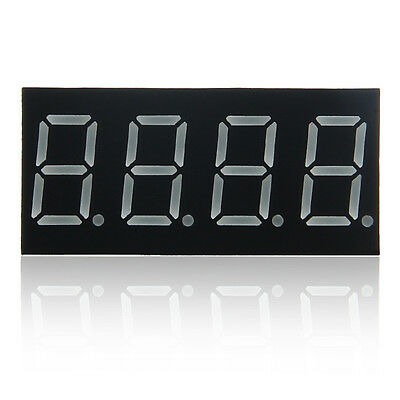 "0.36"" 7 Segment 4 Digit Common Anode 0.36 inch RED LED digital display"
