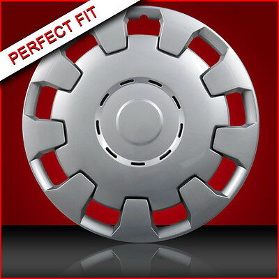 """14"""" Silver Wheel Trims Covers Vauxhall Combo Van 01-12 fits R14 Wheels/Tyres"""