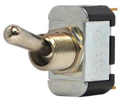 CARLING TECHNOLOGIES 2FB53-73-TABS Toggle Switch,SPDT,3 Conn.,On/On