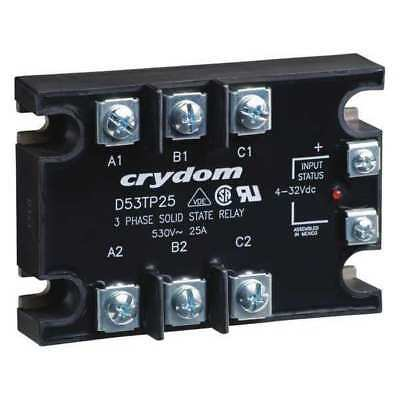 CRYDOM A53TP50D Solid State Relay,90 to 280VAC,50A