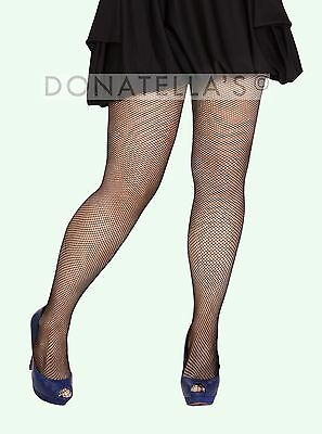 PLUS SIZE FISHNET TIGHTS 26 28 30 32 34 4xl 5xl net pantyhose 4x 5x tall petite
