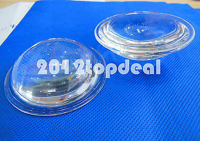 28mm  Optical Glass Lens Collimator Plano-Convex for Led Projector