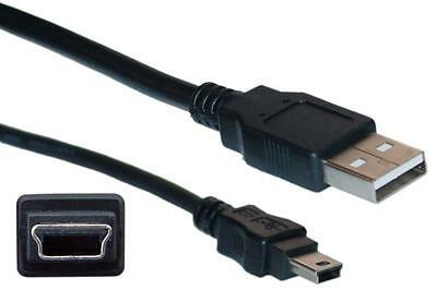 USB CABLE CORD FOR CANON POWERSHOT SX160 IS SX150 IS SX130 IS SX120 IS SX110 IS